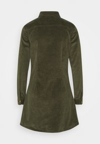 Noisy May - NMLISA BUTTON DRESS  - Kjole - kalamata - 1