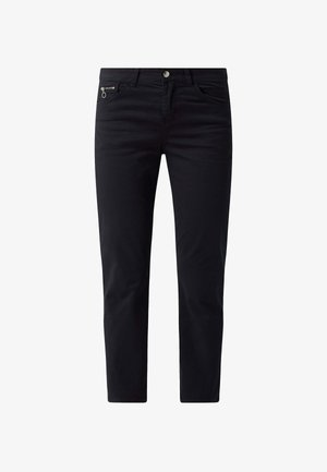 SLIM FIT IN 7/8-LÄNGE - Straight leg jeans - dunkelblau