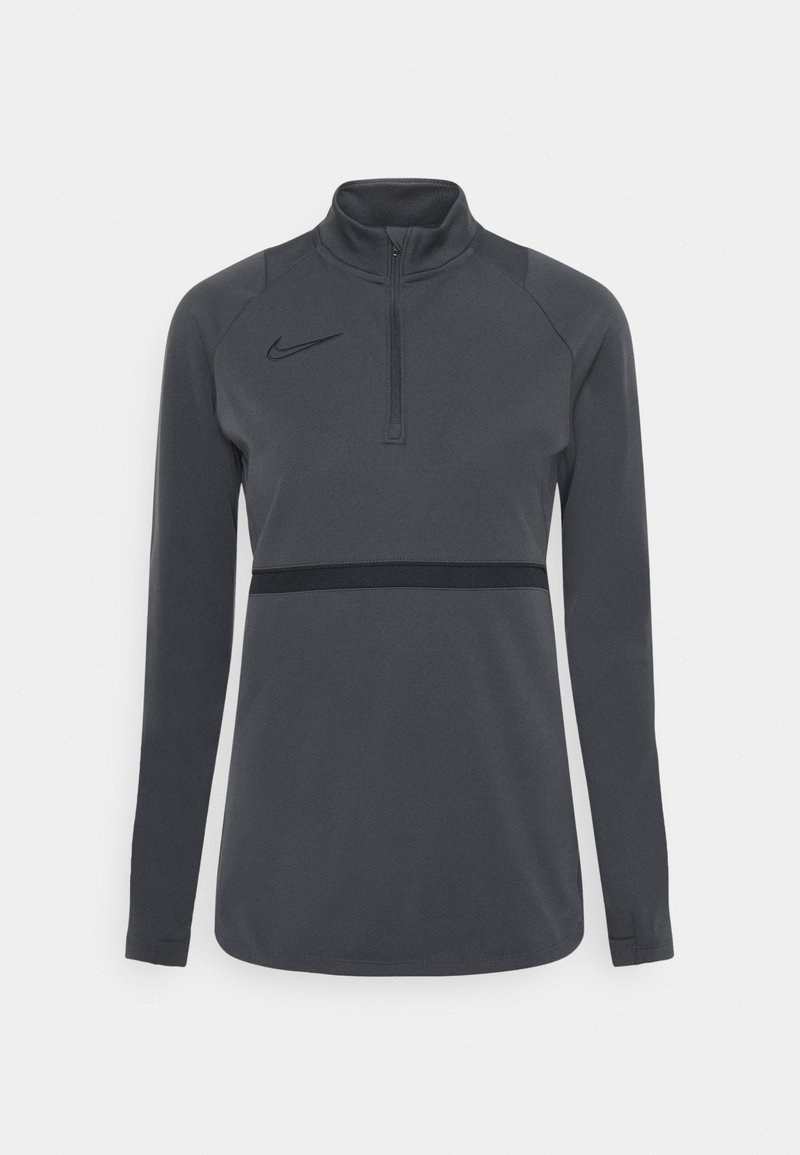 Nike Performance - DRY ACADEMY  - Fleece jumper - anthracite/black