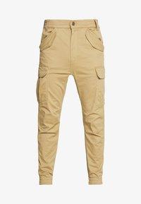 Alpha Industries - AIRMAN - Cargo trousers - sand - 4