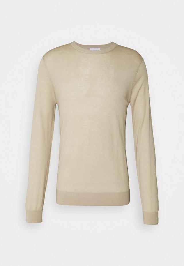 NICHOLS - Strickpullover - beige