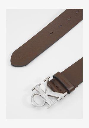 MONO HARDWARE - Cinturón - brown