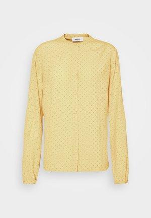 TINKA PRINT - Skjortebluser - yellow