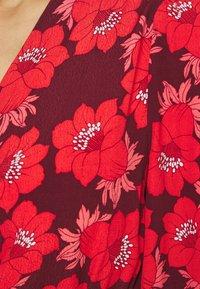 Rolla's - BELLA DATURA BLOUSE - Bluse - raspberry - 5