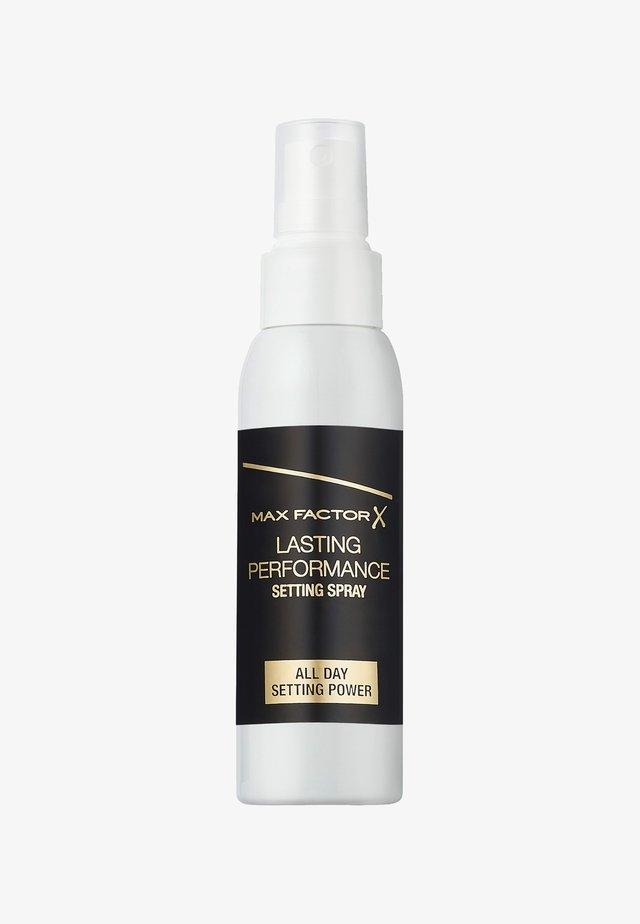 LASTING PERFORMANCE SETTING SPRAY - Setting spray & powder - -