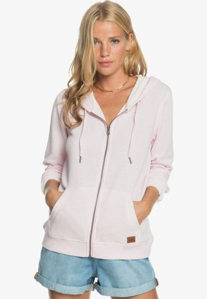 PERFECT WAVE  - Sweatjacke - pink mist