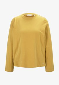 TOM TAILOR DENIM - COZY  - Sweatshirt - indian spice yellow - 5