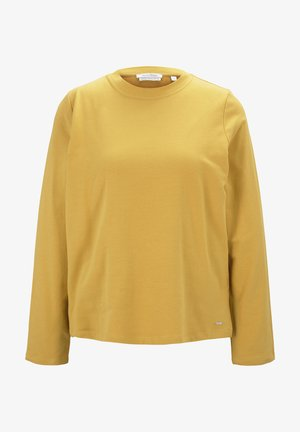 COZY  - Sweatshirt - indian spice yellow