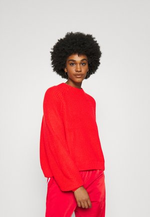 GITTY  - Jumper - red