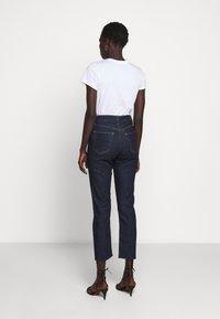 Lauren Ralph Lauren - SOFT STRAIGHT RAW - Straight leg jeans - rinse wash - 2