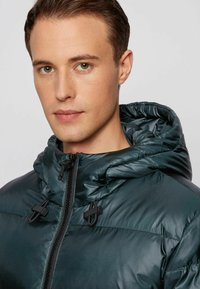 BOSS - Down jacket - open green - 3