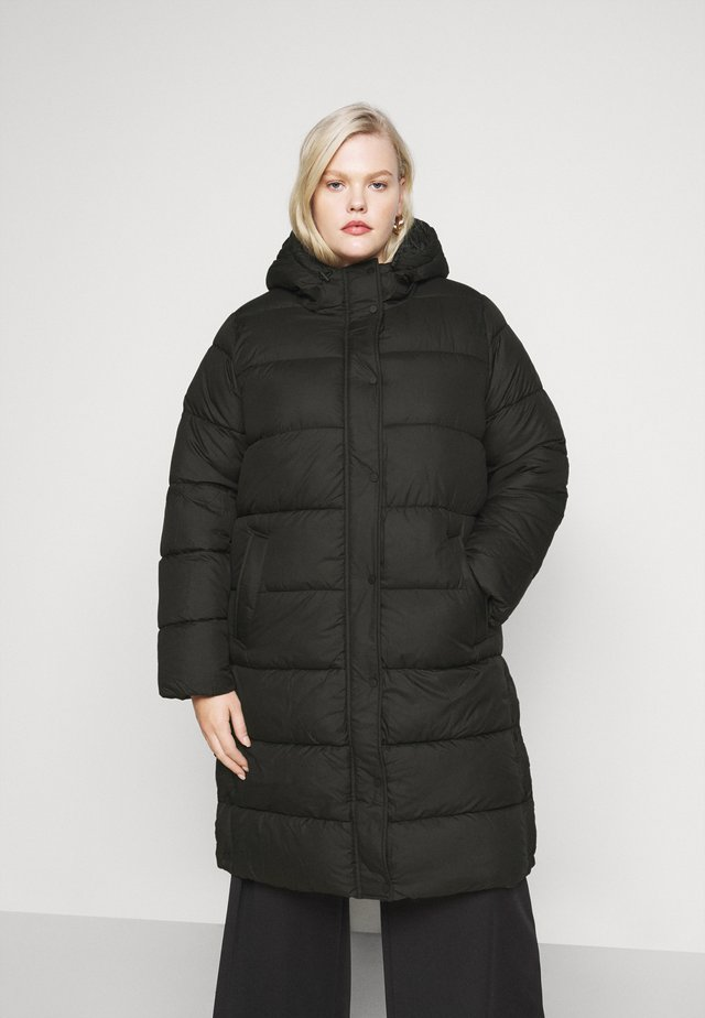 CARNEWCAMMIE  - Winter coat - black