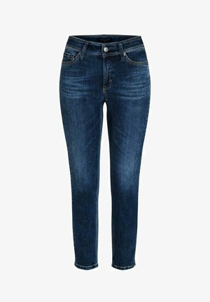 PIPER - Slim fit jeans - dark blue