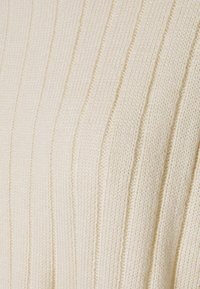 Nly by Nelly - CROPPED TURTLE NECK - Sweter - beige - 5