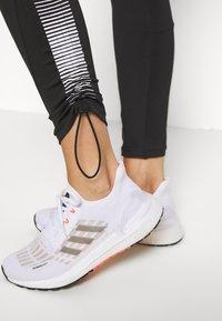 adidas Performance - Medias - black/white - 4