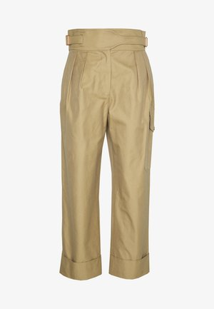 Trousers - grove brown