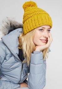 Barts - JASMIN BEANIE - Bonnet - yellow - 1