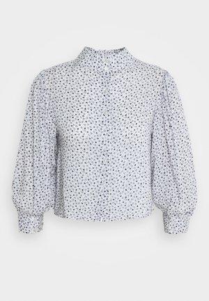STEPHANIE CLOVER BLOUSE - Skjorte - white
