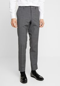 Isaac Dewhirst - PUPPYTOOTH SUIT - Oblek - dark grey - 5
