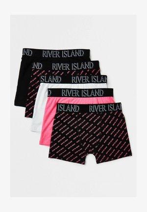 5 PACK - Pants - pink