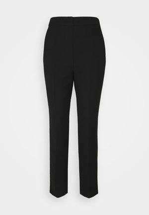 COLWYN TROUSER - Trousers - black