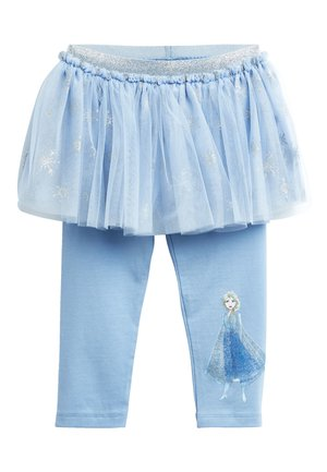 "PALE BLUE DISNEYÂ""¢ FROZEN 2 TUTU AND LEGGINGS SET (3MTHS-7YRS) - A-line skirt - blue"