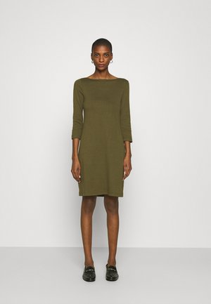 SHIFT - Day dress - olive