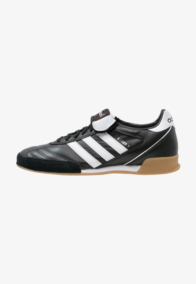 KAISER 5 GOAL - Zaalvoetbalschoenen - black/running white