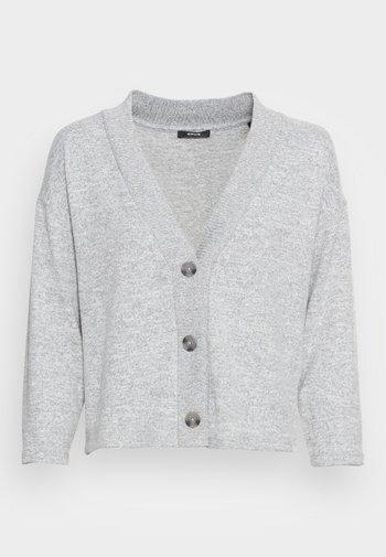 SAUSUM - Cardigan - easy grey