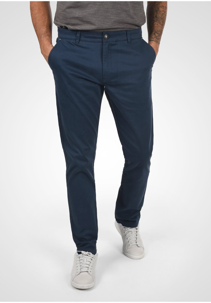 Solid - Chinos - insignia blue