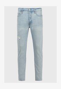 AllSaints - DEAN DAMAGED - Jeans Slim Fit - blue - 0