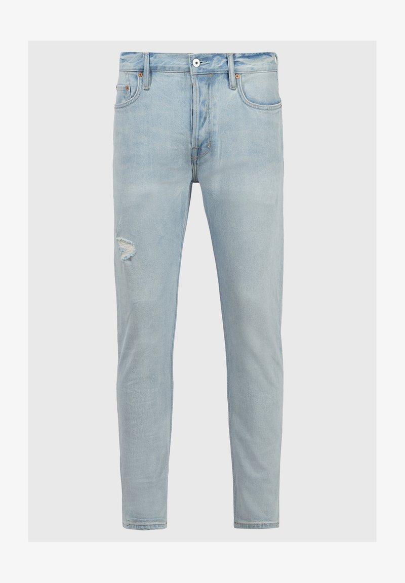 AllSaints - DEAN DAMAGED - Jeans Slim Fit - blue