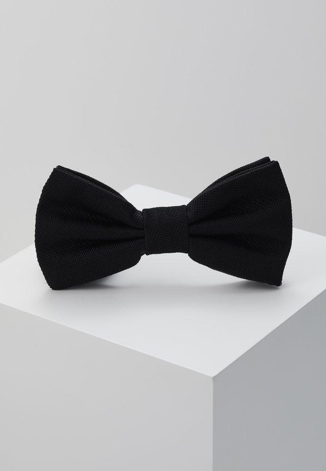 BOAZ PR - Motýlek - black