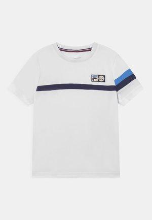 ROMAN BOYS - Print T-shirt - white