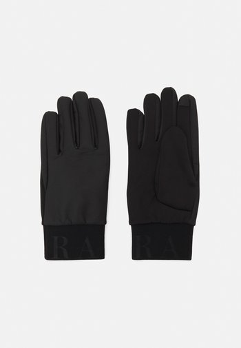 GLOVES UNISEX - Rękawiczki pięciopalcowe - black