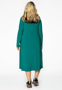 Yoek - Day dress - green - 2