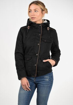 ANNIKA - Winter jacket - black