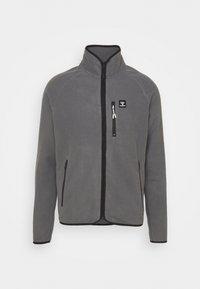HMLTIRAN JACKET - Fleece jacket - quiet shade