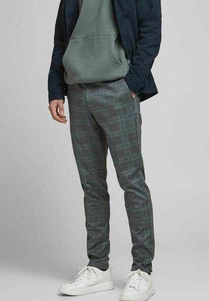 MARCO PHIL  - Chinosy - navy blazer