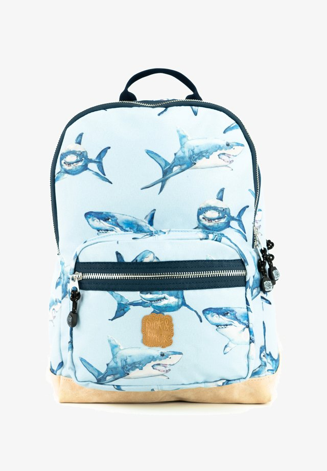 Backpack - hellblau