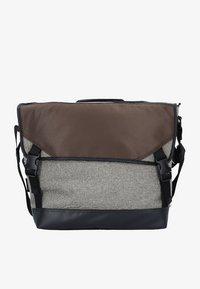 Picard - Across body bag - brown/grey/black - 0