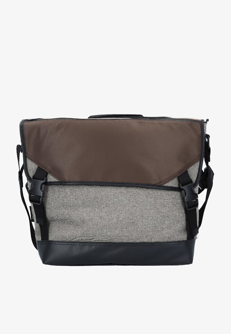 Picard - Across body bag - brown/grey/black