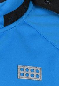 LEGO Wear - SKY UNISEX - Soft shell jacket - light blue - 3