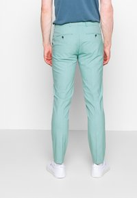 Selected Homme - SLHSLIM MYLOLOGAN - Suit - green milieu - 5