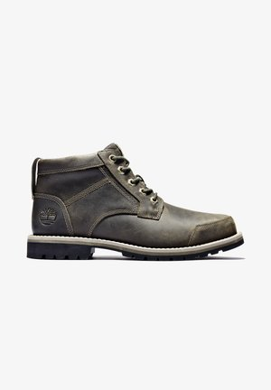 LARCHMONT II CHUKKA - Lace-up boots - olive full grain