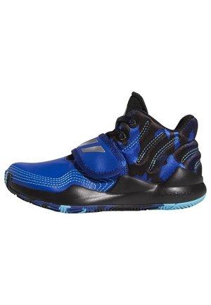 DEEP THREAT SHOES - Basketball shoes - blue