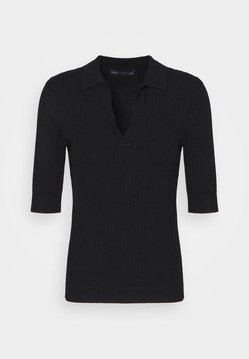 Marks & Spencer London - T-shirt basique - black