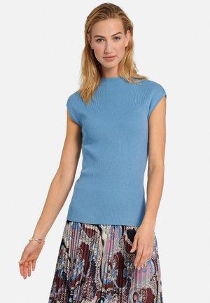 T-shirt basic - hellblau