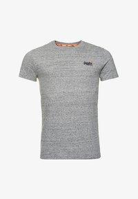 Superdry - ORANGE LABEL VINTAGE - T-shirt basic - grey - 5