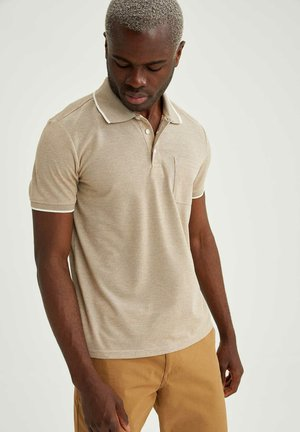 Polo shirt - beige